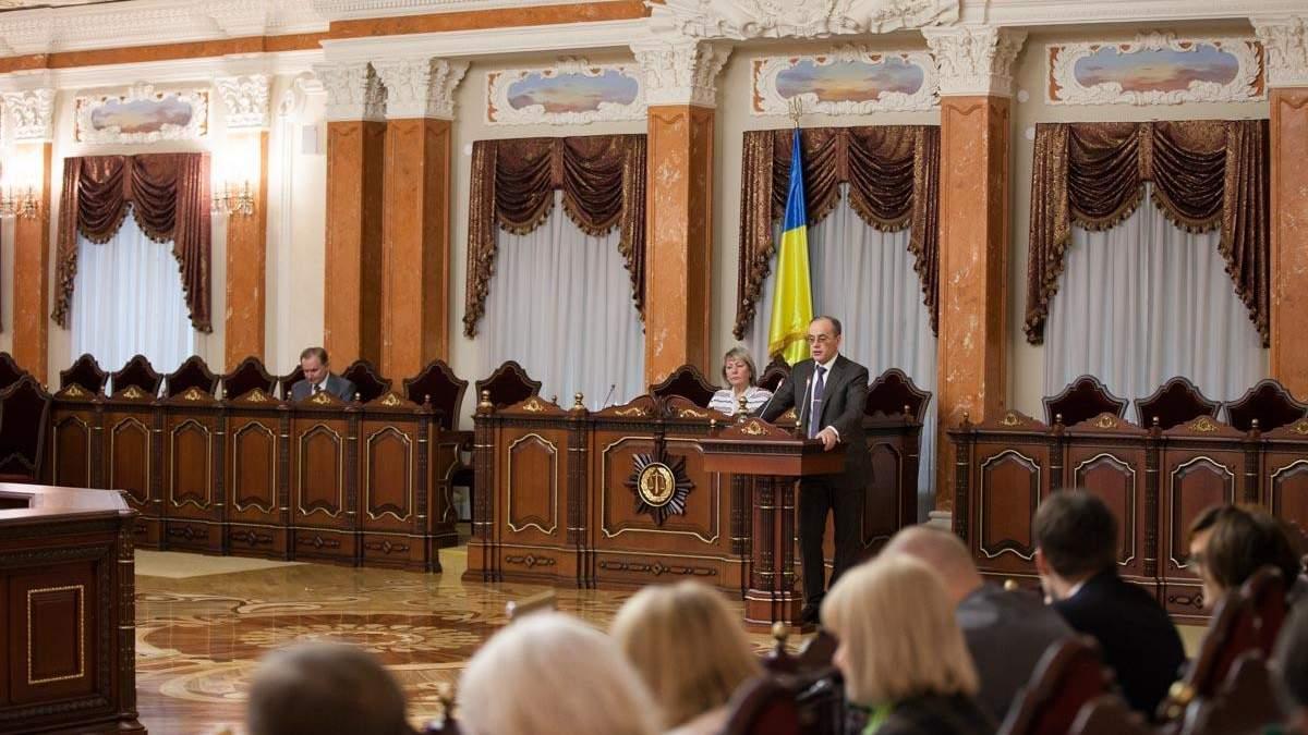 Венеціанська комісія ухвалила рішення щодо судового закону