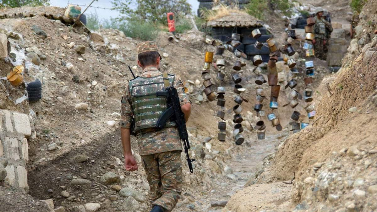 Азербайджан заявив про вірменські обстріли, попри перемир'я