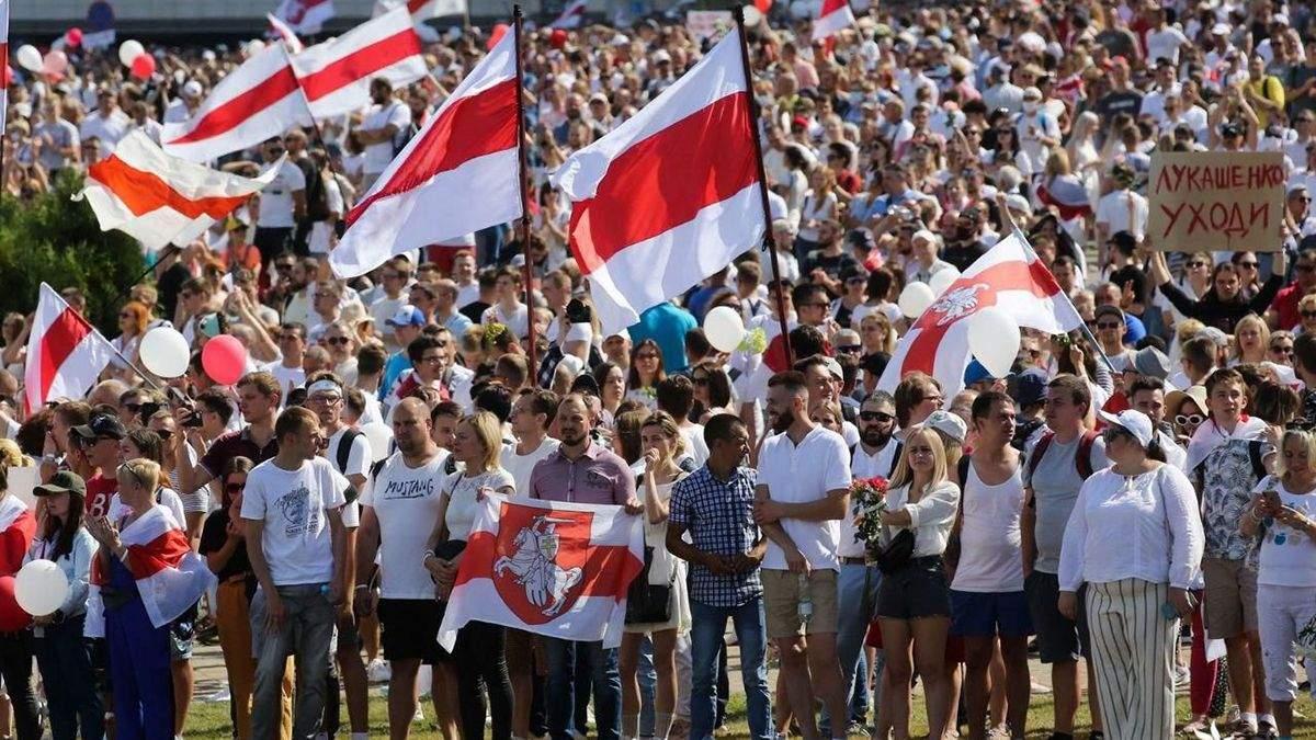 Десятки постраждалих білоруських протестувальників лікуються у Чехії