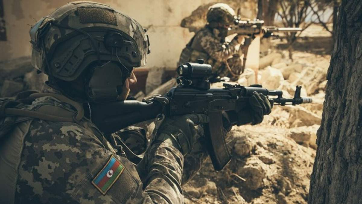Азербайджан каже, що припинив вогонь