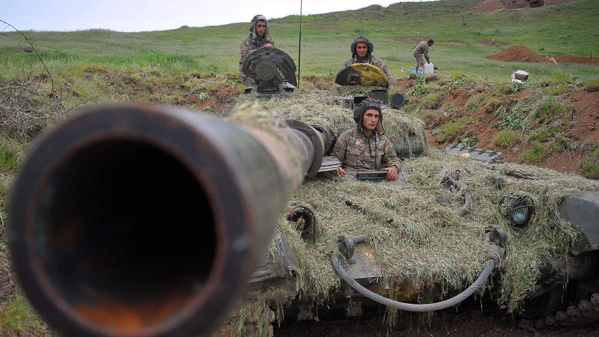 Азербайджан заявив про загибель цивільного