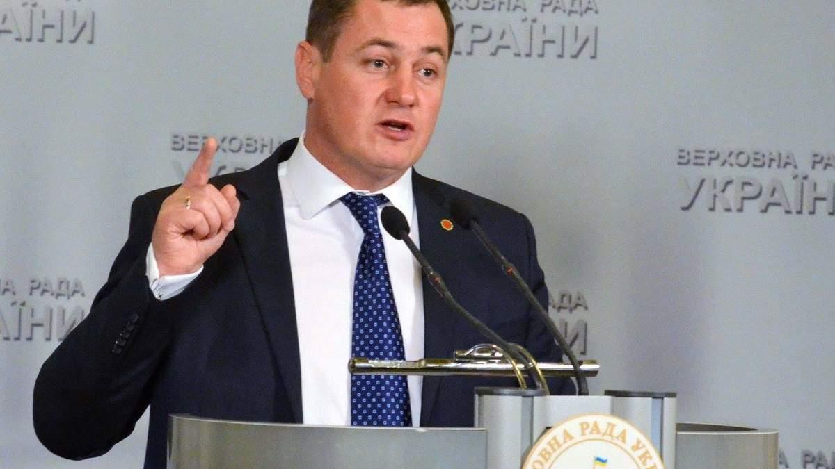 Нардеп Сергій Євтушок