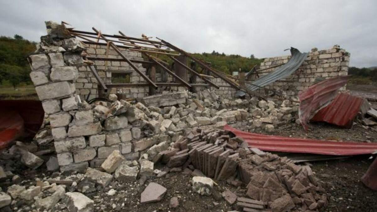 Перемирие в Нагорном Карабахе длилось всего несколько часов