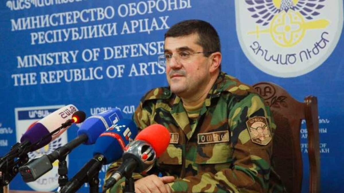 Нагірний Карабах пригрозив Азербайджану оголошенням війни
