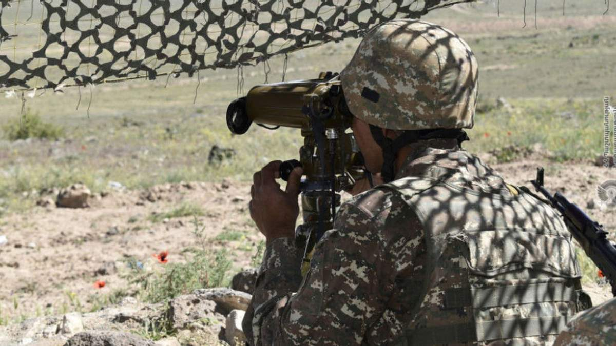 У Нагірному Карабасі загинули понад 400 вірменських військових