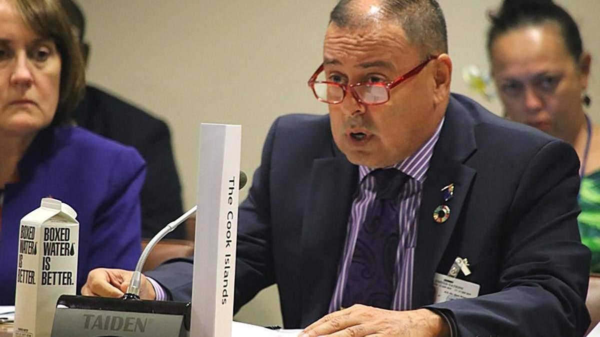 Прем'єр-міністр Островів Кука Марк Браун очолив одразу 17 міністерств