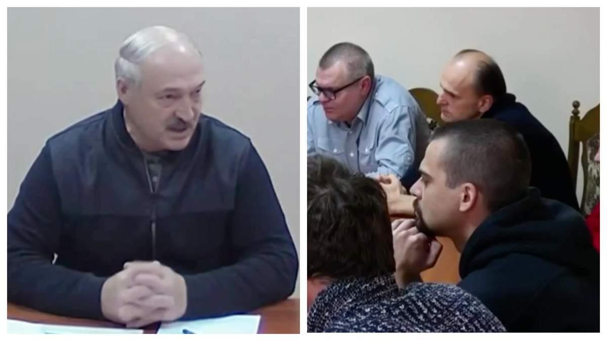 Лукашенко неожиданно выпустил двух оппозиционеров из СИЗО