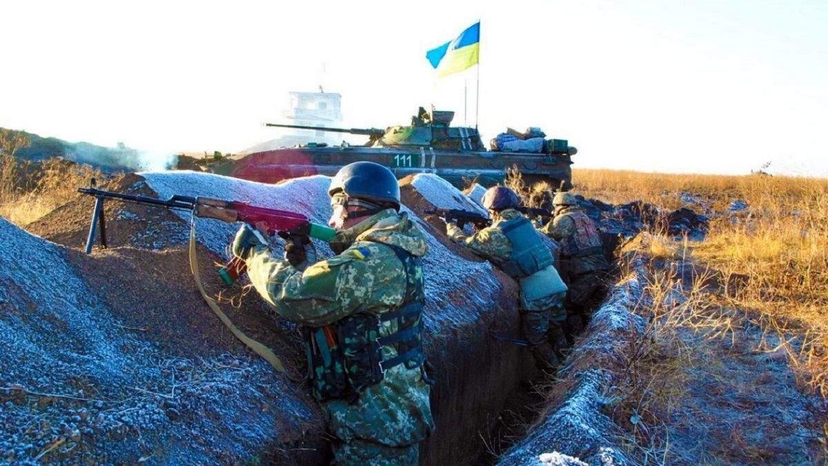 Бойовики продовжують обстріли на Донбасі: не заспокоїлись навіть вночі