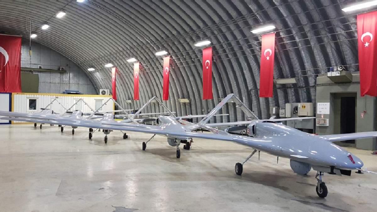 Азербайджан став головним імпортером військової техніки Туреччини у вересні 2020 року