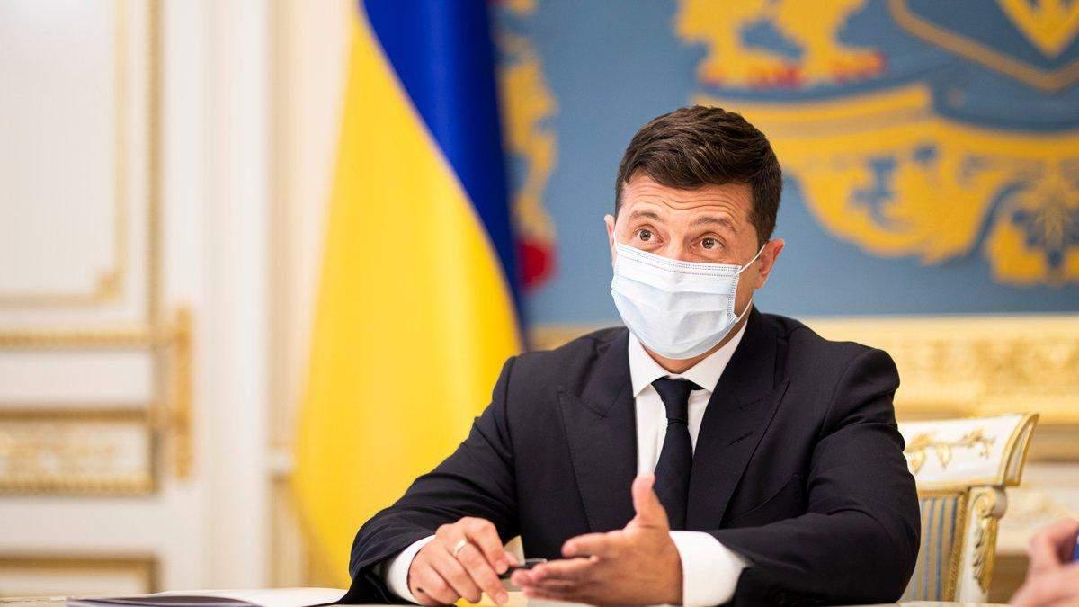 Президент Зеленский сделал заявление об Украине в НАТО
