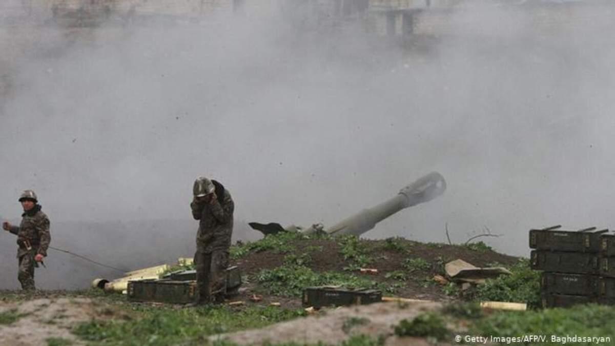 Порушення перемир'я у Нагірному Карабасі: втрати сторін