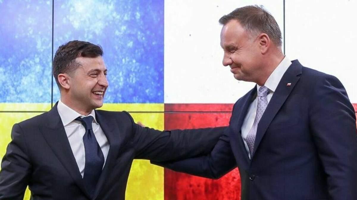 Зустріч Зеленського і Дуди 12 жовтня 2020 – про що домовились і що підписали