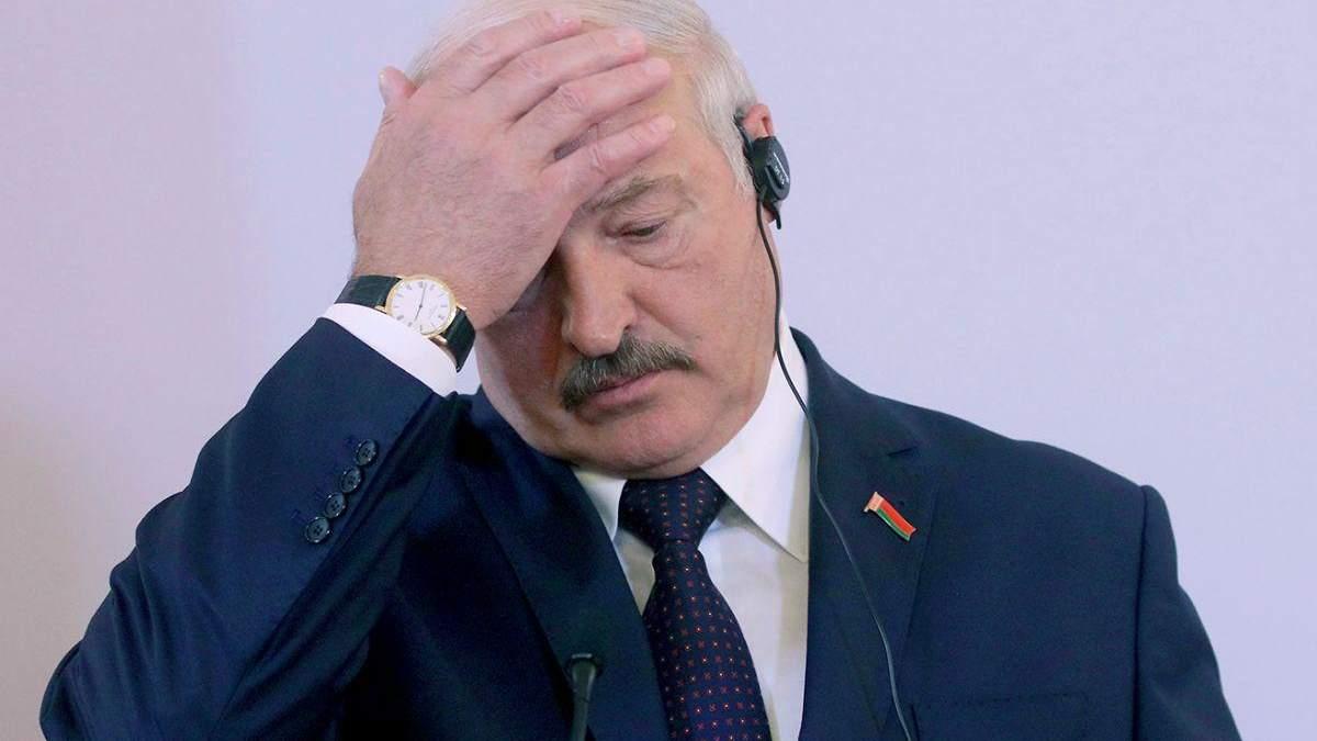 Лукашенко должен быть в санкционном списке ЕС: предложение Германии