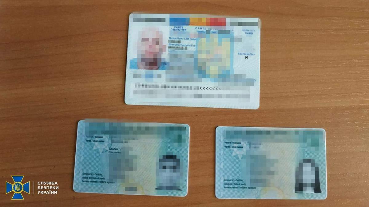Підробляли паспорти ЄС: СБУ викрила схему підпільних друкарень