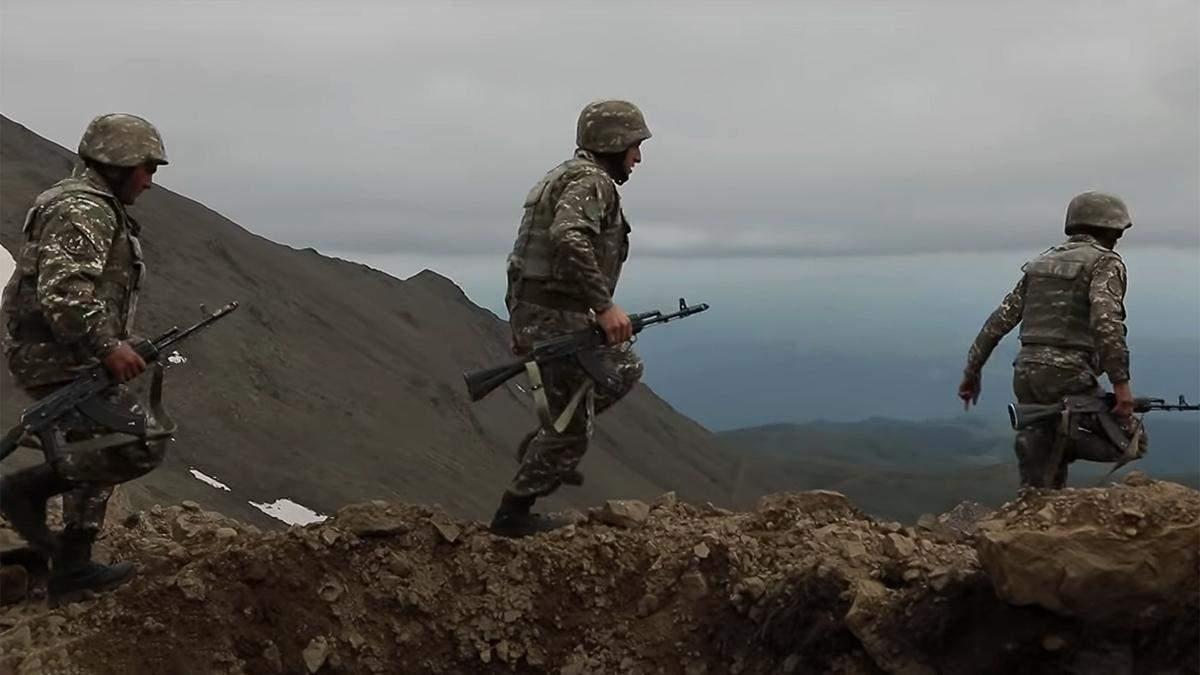 Азербайджан узяв під контроль ще кілька населених пунктів у Нагірному Карабасі - 24 Канал