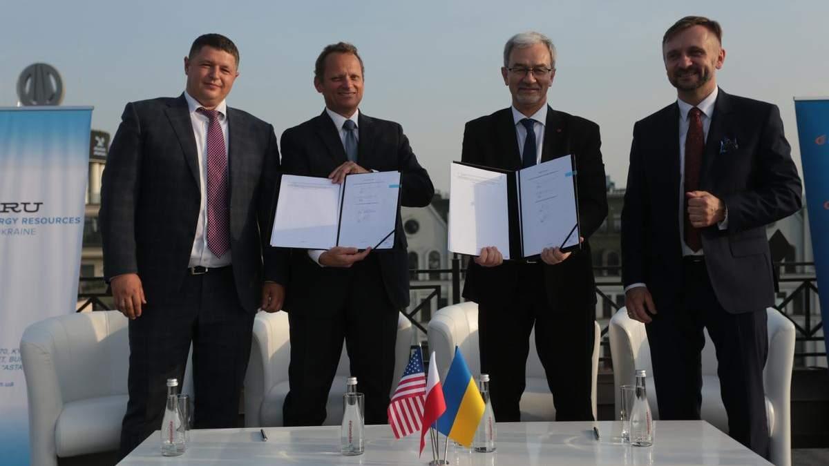 Польская нефтегазовая компания инвестирует в добычу газа в Украине