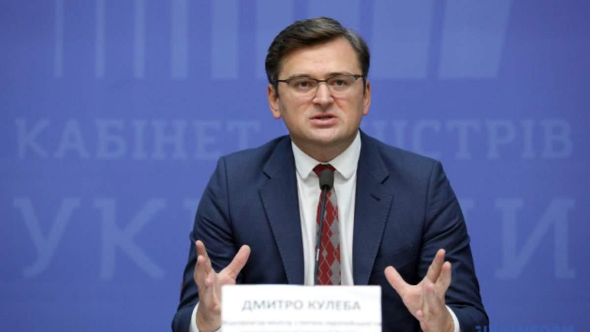 Кулеба пояснив, чому в Україні не варто вводити новий локдаун