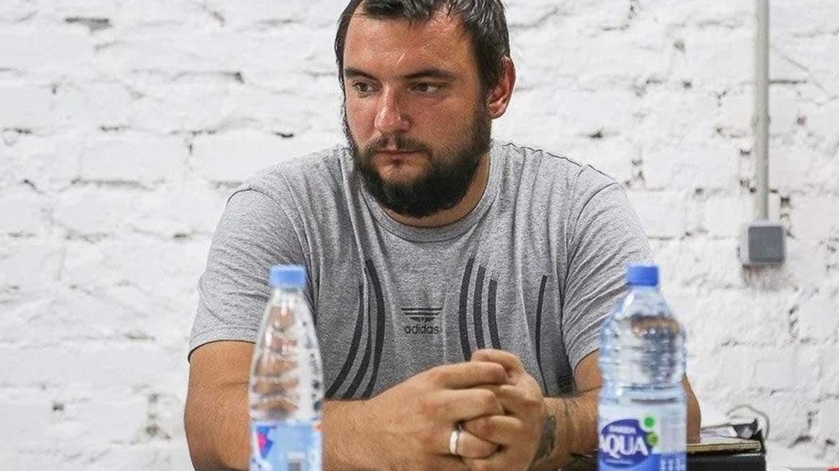 Сергій Дилевський