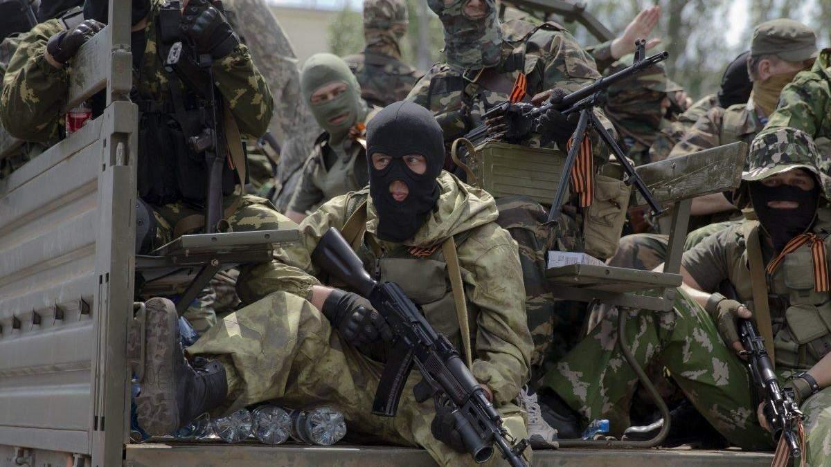 Окупанти проводять на Донбасі збори резервістів