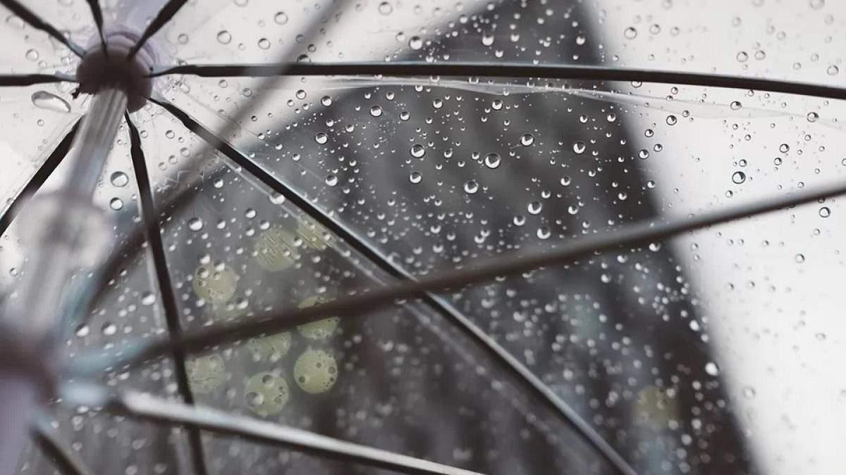 Дождь, мокрый снег и ветер: где в Украине будет непогода