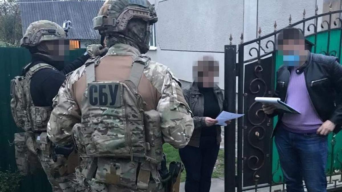 СБУ накрила банду, яка продавала вибухівку у великих містах України