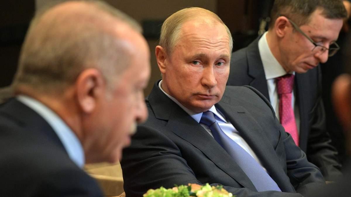 Туреччина запропонувала Росії зустрітися і поговорити про Карабах