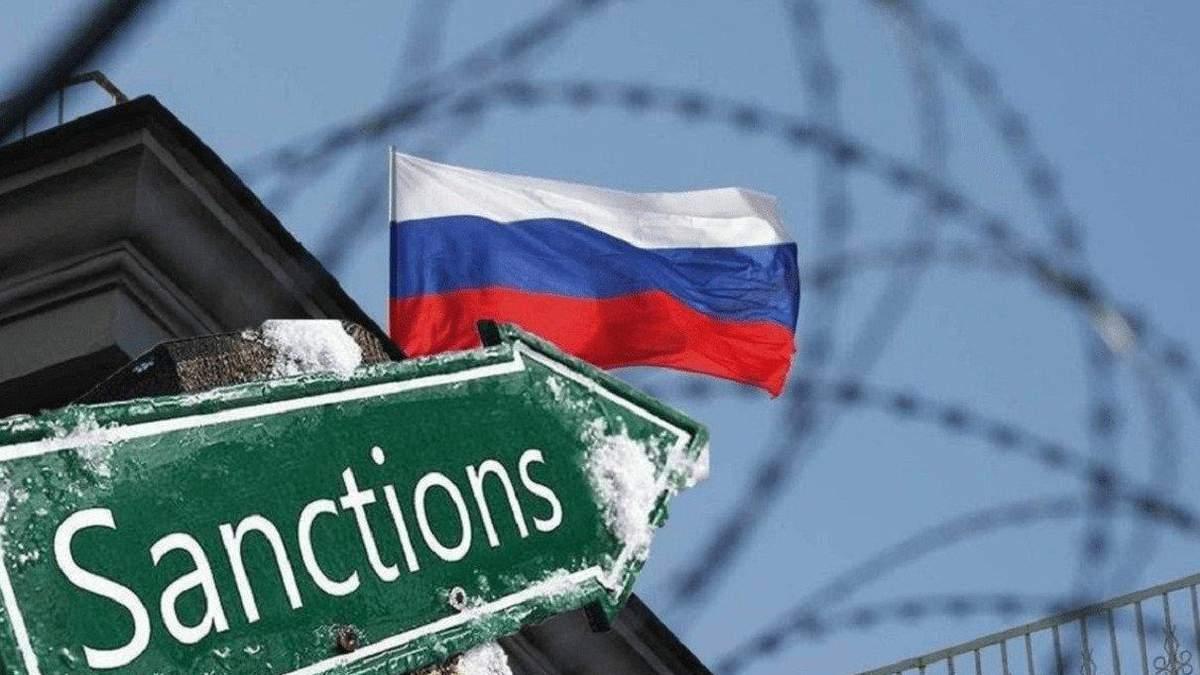 Росія відповість на санкції ЄС