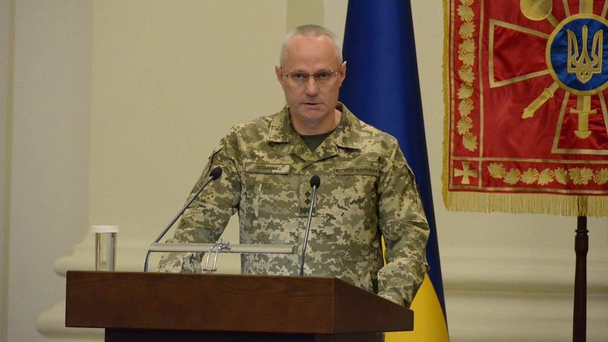 Руслан Хомчак пояснив, що для війська означають принципи НАТО