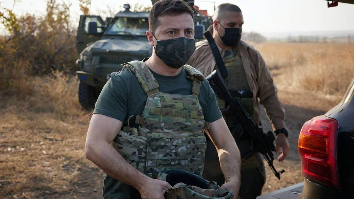 З такими захисниками Україна має свій історичний шанс, – Зеленський