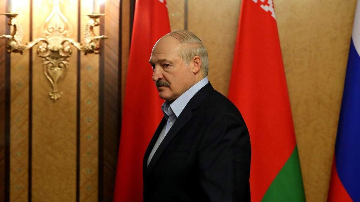 Лукашенко знову поскаржився на вплив Заходу