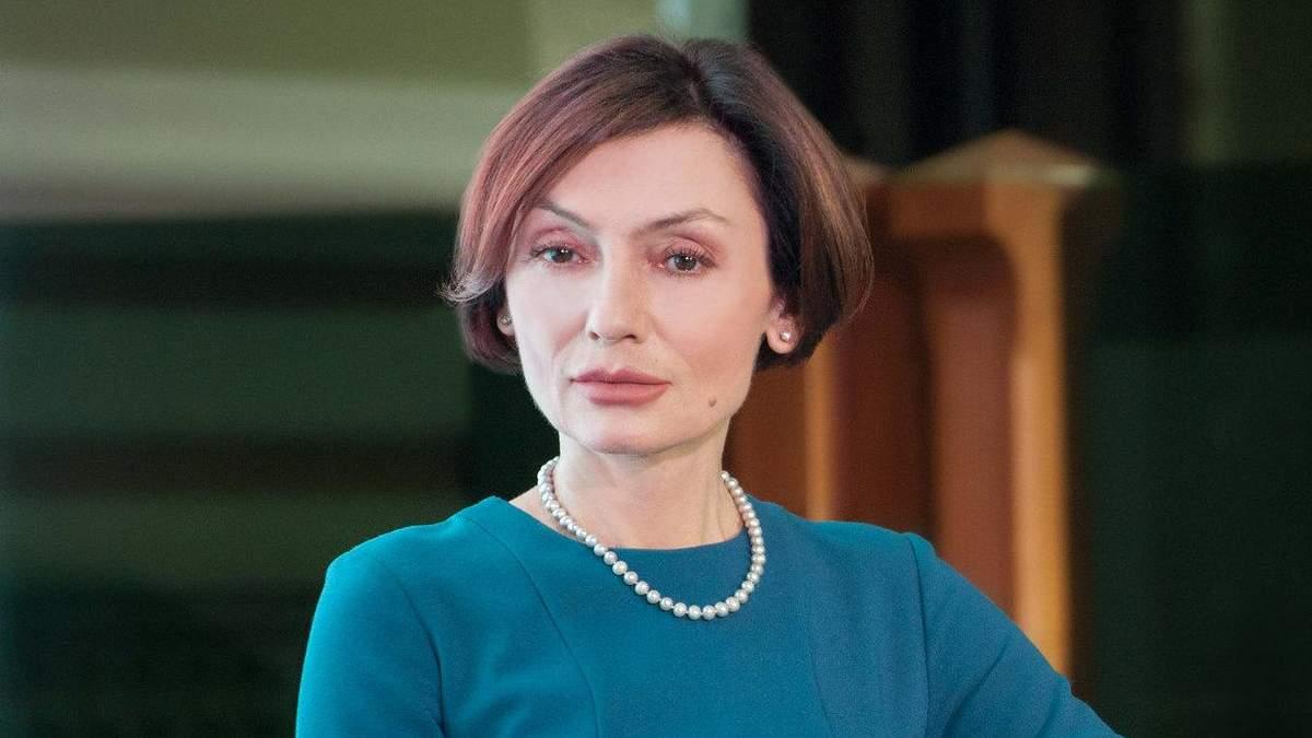 Катерину Рожкову можуть звільнити 16 жовтня 2020, – ЗМІ