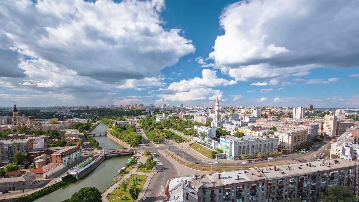 Харків, Полтава, Чернівці – червона зона: обмеження