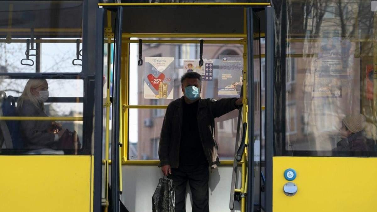 Ляшко: Общественный транспорт в красной зоне продолжит работать