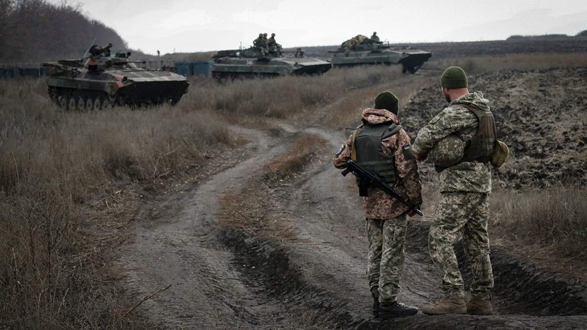 Штаб ООС опроверг информацию о сбитии беспилотника оккупантов