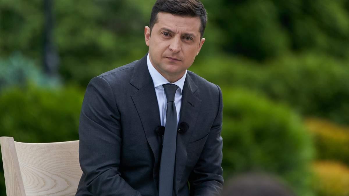 Зеленский назвал еще три вопроса всеукраинского опроса