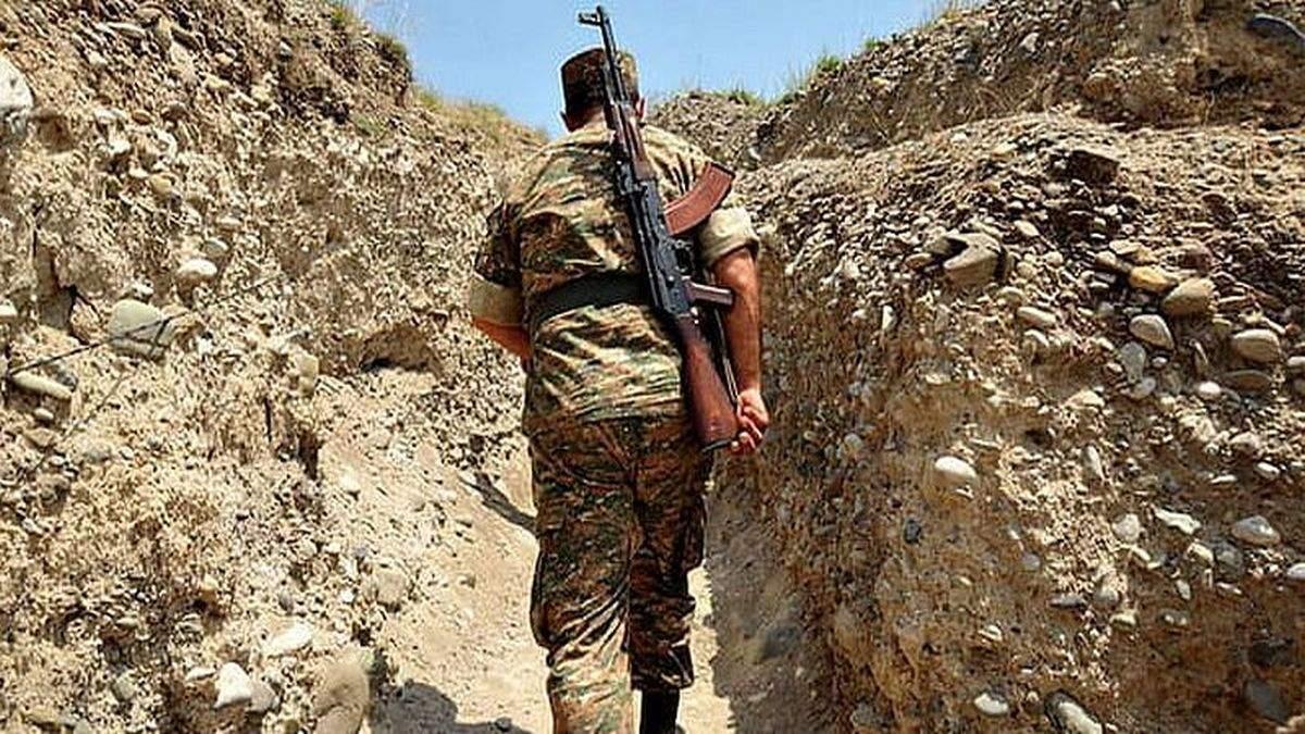 Азербайджан заявил о ракетном ударе со стороны Армении
