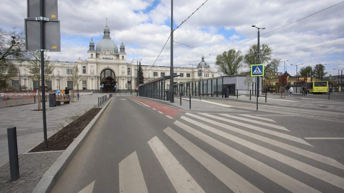 Во Львове капремонт улицы Черновецкой скоро завершат: что там будет