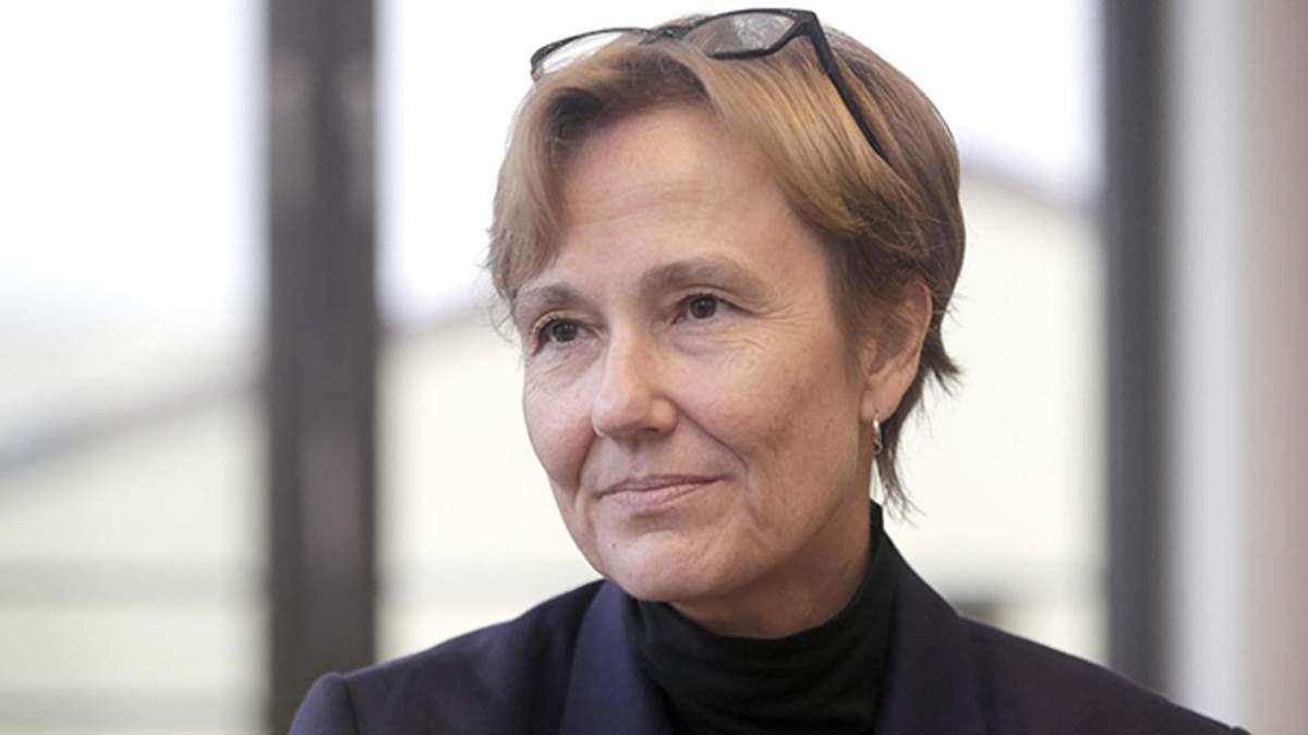 Посол Німеччини в Україні Анка Фельдгузен
