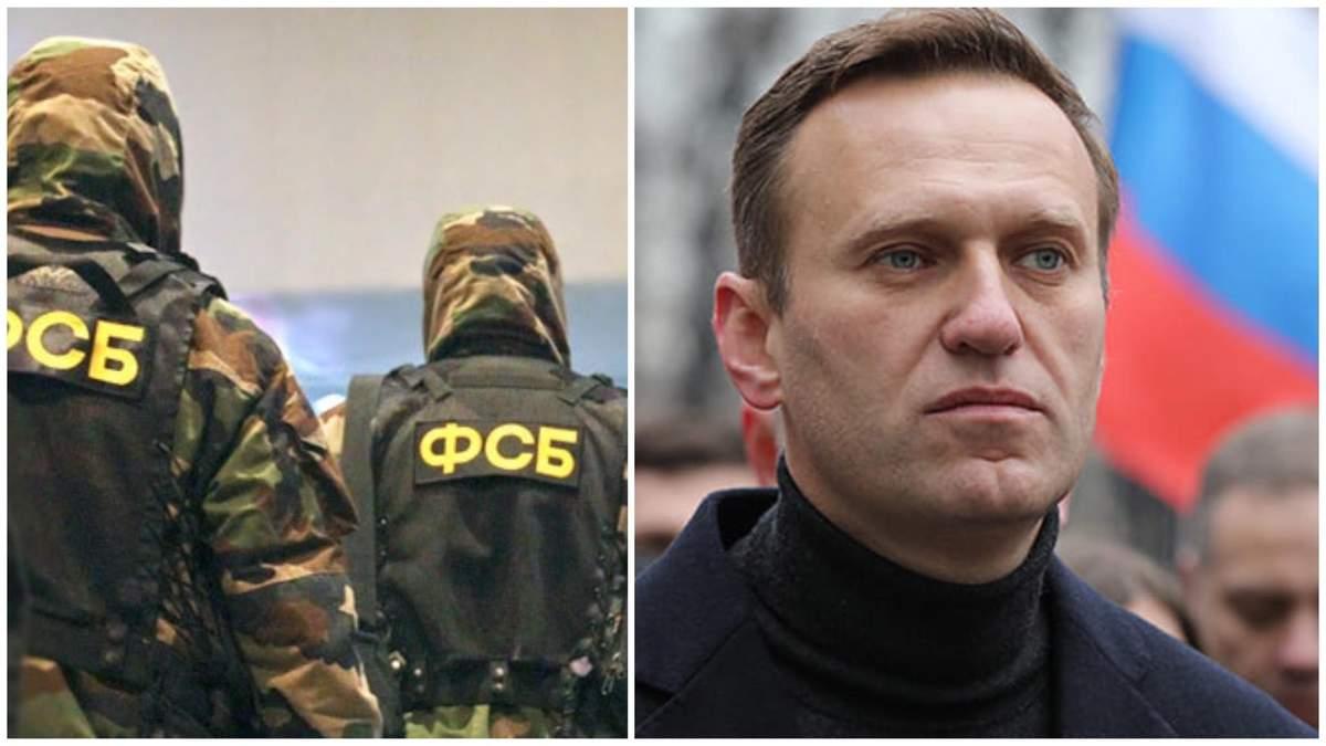 Західні спецслужби дізналися, хто причетний до отруєння Навального