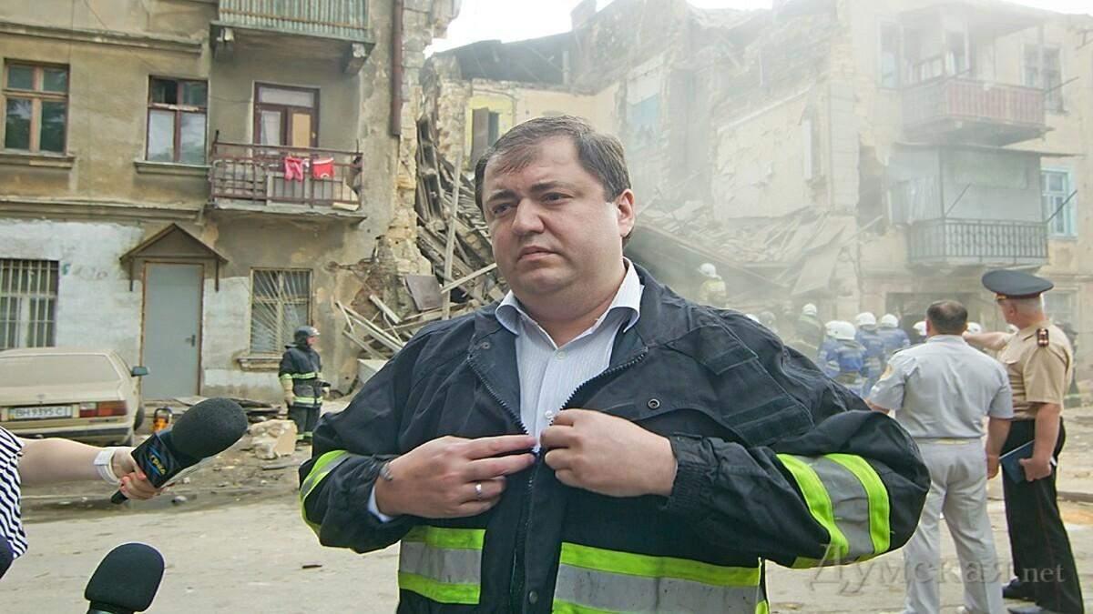 Боделана призначили заступником голови Сімферопольського району