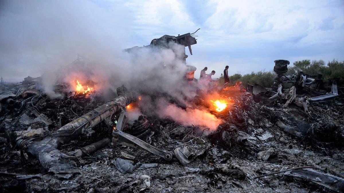 Катастрофа MH17: ЄС закликав Росію продовжити консультації