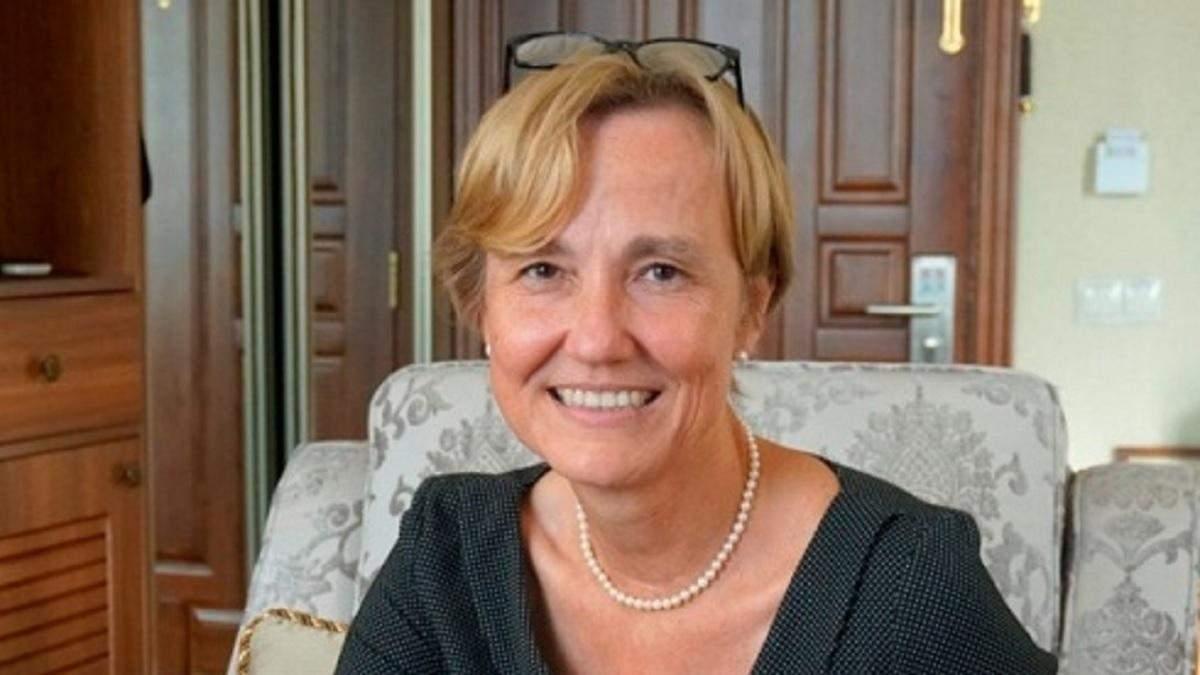 Прогрес є, влада прагне до Європи, – пані посол Німеччини про реформи в Україні