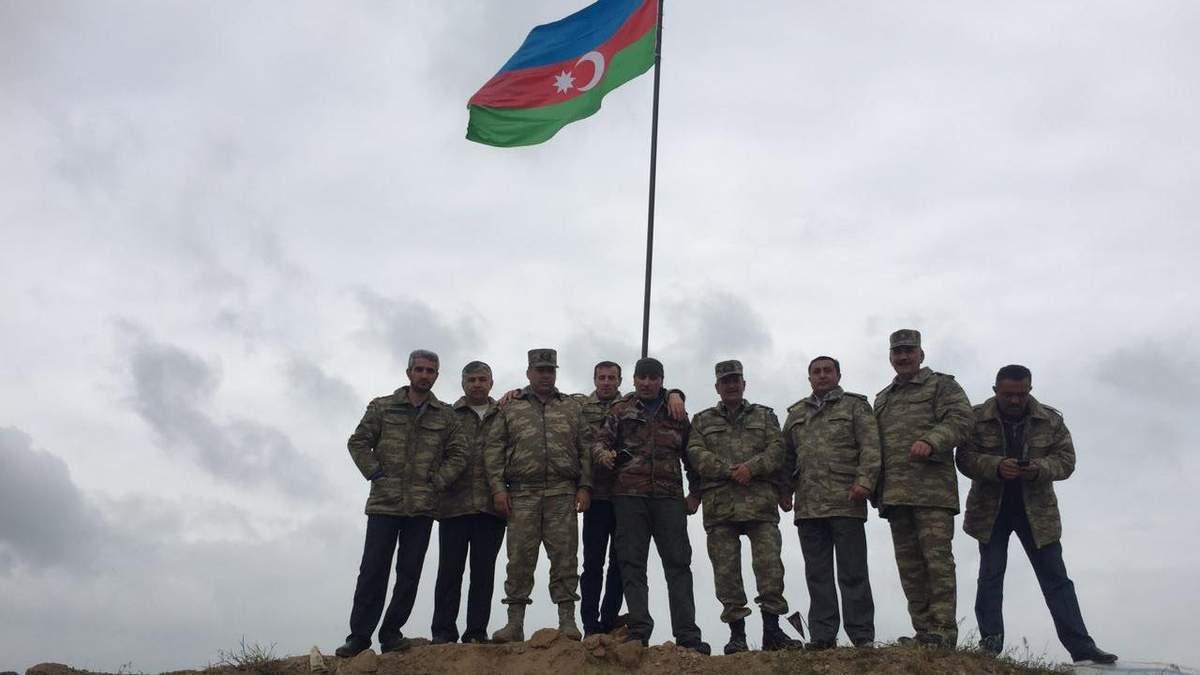 Азербайджан заявил об освобождении еще трех сел в Карабахе