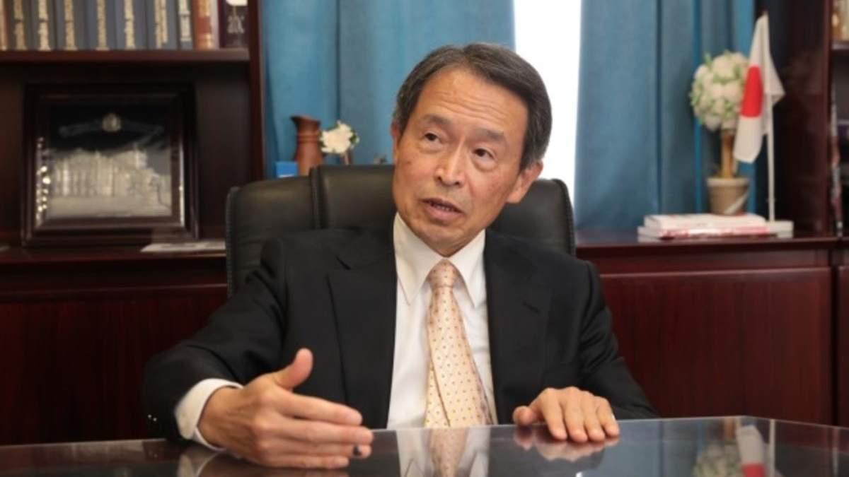 Такаші Кураі заявив, що позиція Японії щодо Криму є незмінною