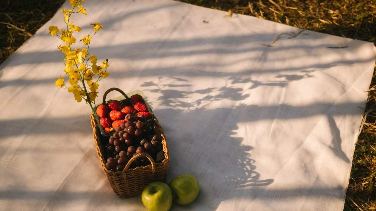 Пікнік восени: що потрібно знати