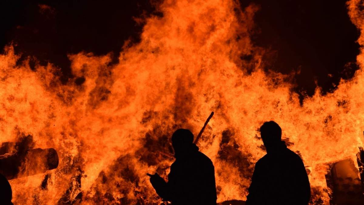 Пожары в Украине в 2020 году: статистика впечатляет – много погибших и пострадавших