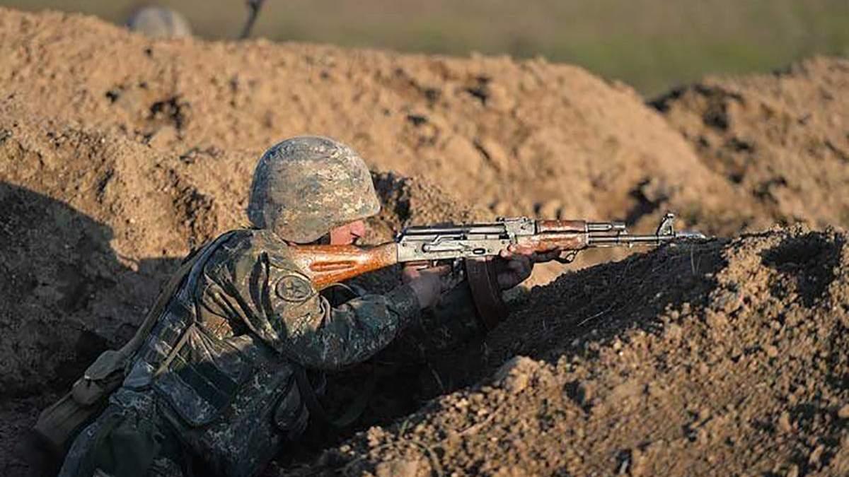 Азербайджан заявив про взяття під контроль міста Фізулі в Карабаху
