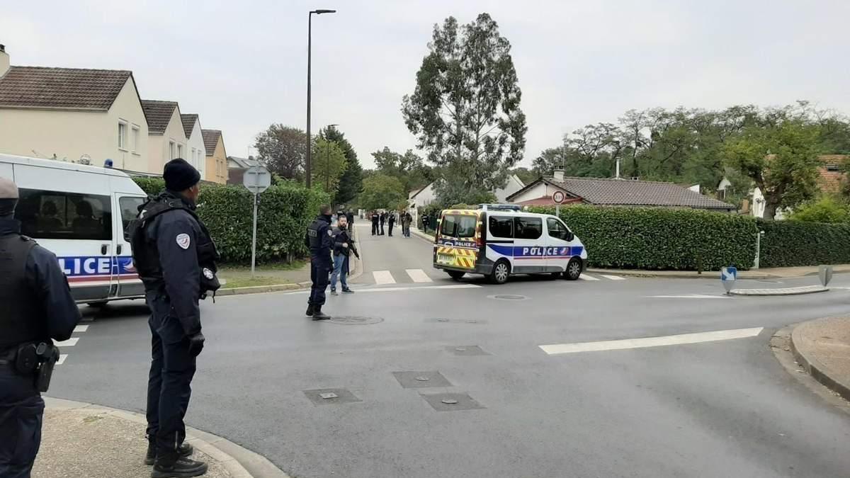 Чеченец отрезал голову учителю во Франции: известно его имя