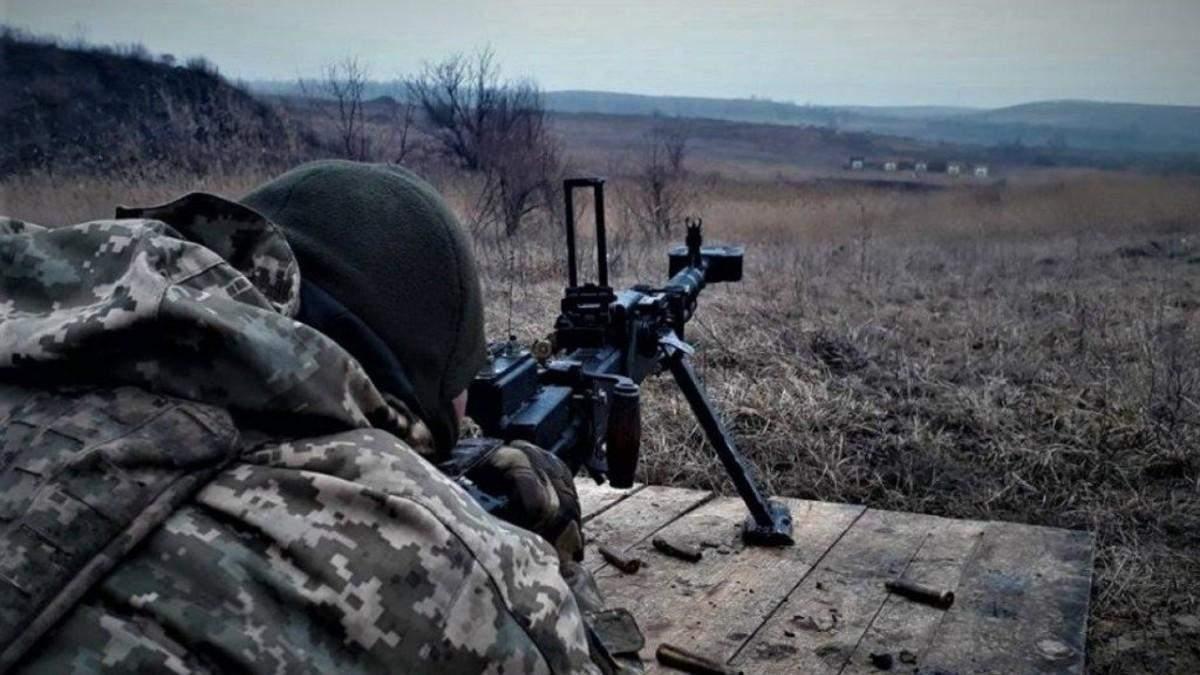 Бойовики вкотре порушили тишу на Донбасі: стріляли з гранатометів