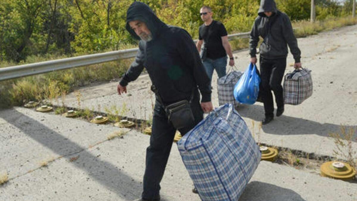 Сколько россиян признали беженцами в Украине